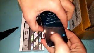Apple Iphone 4S глюк з Aliexpress за 99$. Посылка из Китая №168.
