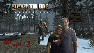 7 Days to Die with Molly Part 2: The Wanderers