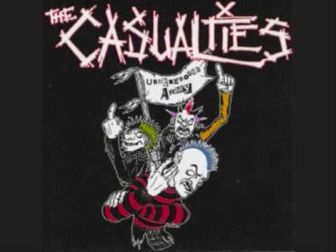 Casualties - No Room For The Youth