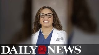 Black doctor says Delta Air Lines didn't believe she was a doctor during in-flight medical emergency