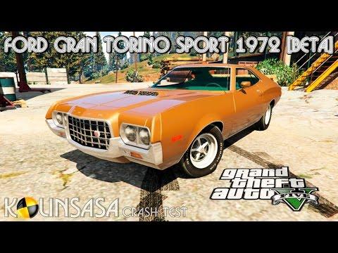 Ford Gran Torino Sport 1972 [Beta]