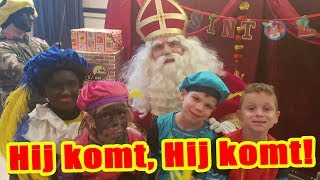 SINTERKLAAS IS WEER IN HET LAND!!! - KOETLIFE VLOG
