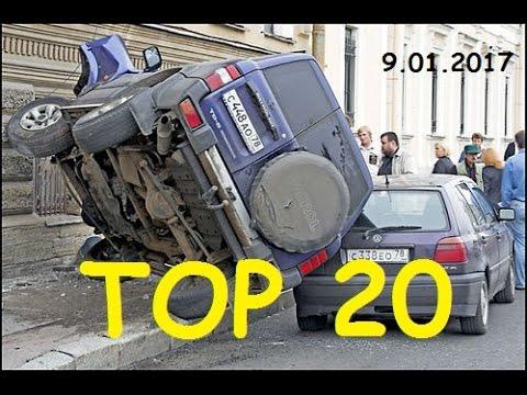 TOP 20 Car Crash Compilation for 9 01 2017