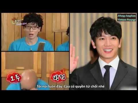 [Vietsub] 150409 Happy Together gọi điện cho Ji Sung {JiEumVN}