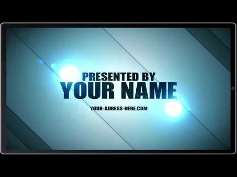 Movie Titles | After Effects template