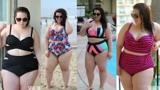 Swimsuit Lookbook 2015 | Plus Size Fashion | Sarah Rae Vargas