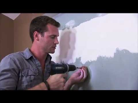 How to Use Hollow Wall Anchors