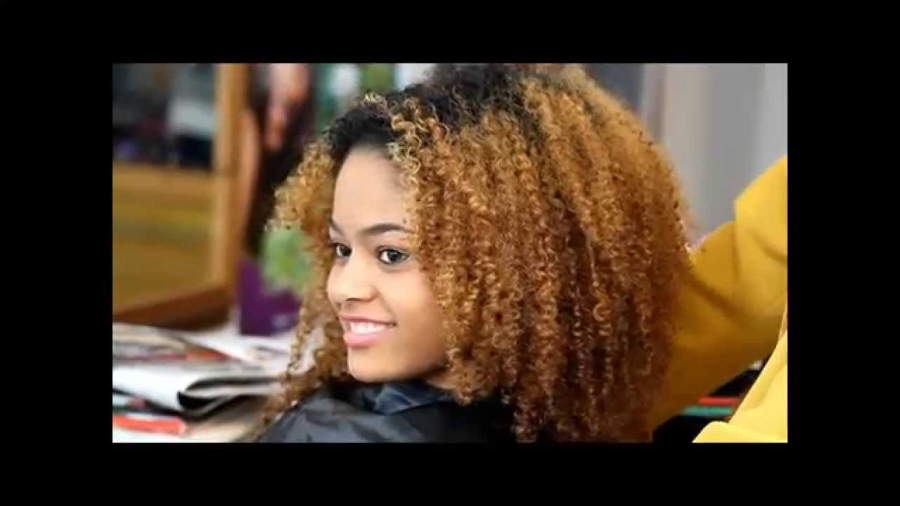 Mixed Race Hair Box Braids Youtube