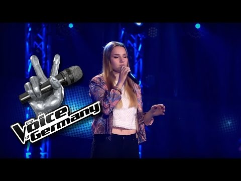 Run - Leona Lewis | Marijana Maksimovic Cover | The Voice of Germany 2016 | Blind Audition
