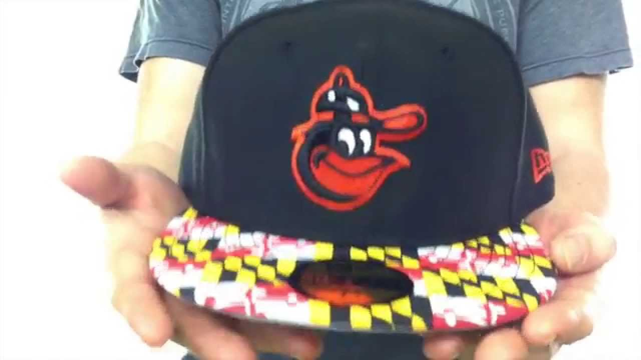 Orioles 'coop Maryland Flag'