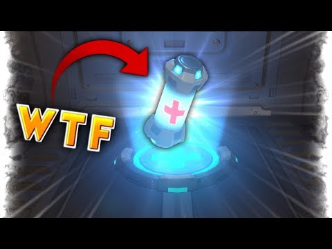 0.01% CHANCE TO GET THIS HEALTH PACK.. | Overwatch Best and Funny Moments - Ep.90