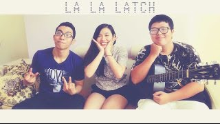 la la latch (live acoustic)  julyrix cover | in style of pentatonix