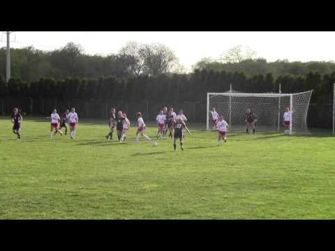 Monroe Girls Soccer 2013 - Week 6 highlights