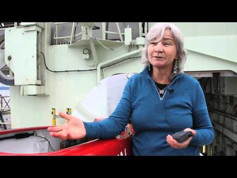 Portland State University: Deep Sea Diving on the Alvin submarine