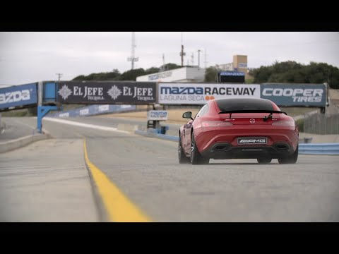 CHRIS HARRIS ON CARS - Mercedes AMG GT S