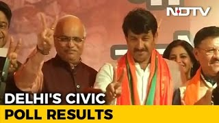 MCD Election Results 2017: Delhi Picks BJP Again, Arvind Kejriwal Spurned