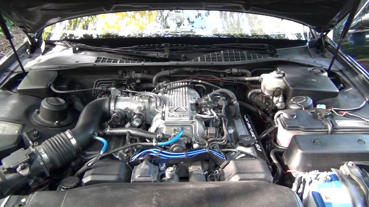 1992 lexus ls 400 engine diagram lexus ls400 engine
