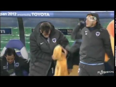 Mundial de Clubes 2012 - Rayados del Monterrey 3er Lugar [Todos los Goles]