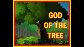 God Of The Tree | Moral Stories for Kids | English Cartoon | Maha CartoonTV English