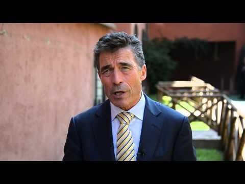 Visiting new political leaders in Rome (NATO Secretary General's Blog)