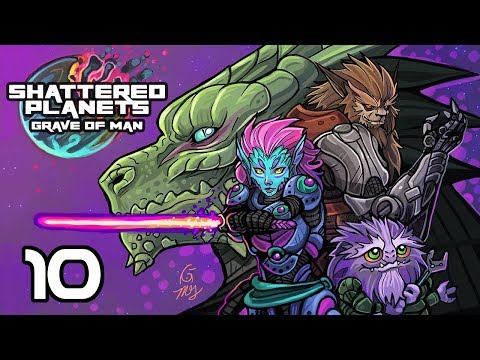 Starfinder: Shattered Planets Part 10 - A Crack In The Void