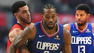 LA Clippers vs New Orleans Pelicans - Full Game Highlights | November 24, 2019-20 NBA Season
