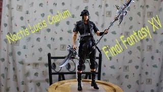 FINAL FANTASY XV ULTIMATE COLLECTOR'S EDITION  PS4 UNBOXING PLUS ACTION FIGURE