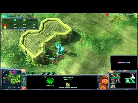 HD Starcraft 2 oGs.Zenio v Ssapo p1/2