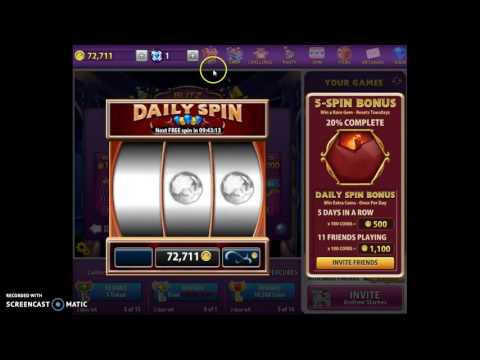 bejeweled blitz daaily  spin