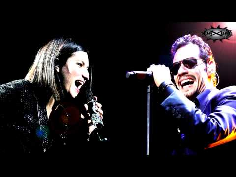 laura pausini y marc anthony se fue