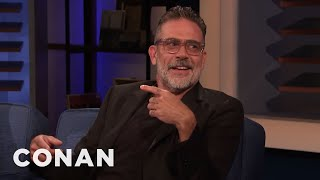 Jeffrey Dean Morgan Gets Odd Sexual Requests From Fans - CONAN on TBS