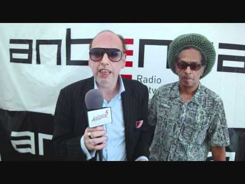 Mick Jones for Antenna 5 Radio Network Macedonia