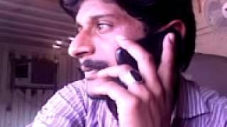Abid Ch Taking In Arabic Language In Saudi Arabia