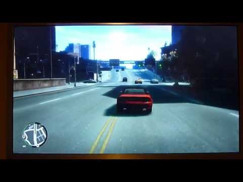 Grand theft auto 4 Gameplay XBOX360