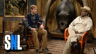 Brian Fellow's Safari Planet: A Beaver and a Camel - SNL
