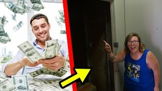 I Bought A MILLIONAIRE'S Storage Unit And Made BIG MONEY! I Bought An Abandoned Storage Unit!