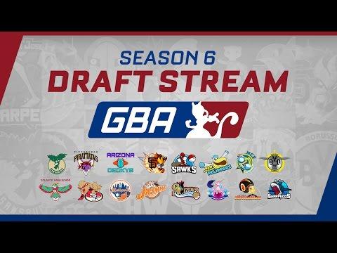 Global Battle Association Season 6 Draft Stream!