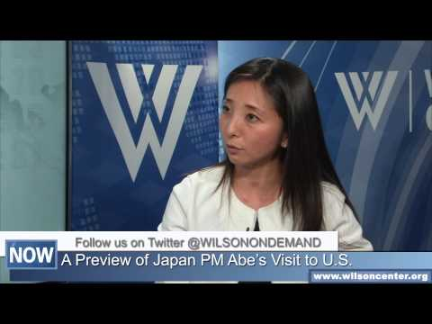 Previewing Japanese Prime Minister Abe's Visit to the U.S.