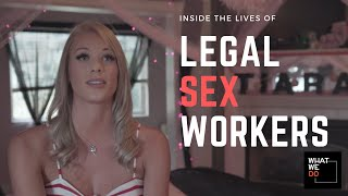 Alice the Legal Sex Worker (S1:E5 What We Do) #documentary #brothels #alicelittle