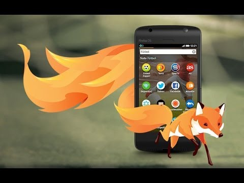 Mozilla's $25 Firefox OS Phone Is Real!