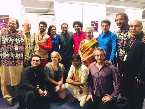 Folk Fusion of Koch Rajbonshi Songs in Ecstatic Concert of XXI Commonwealth Games, Goldcoast 2018