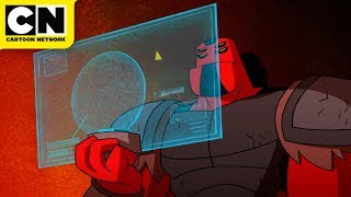 Alien World Shorts: The Stenching Cometh | Ben 10 | Cartoon Network