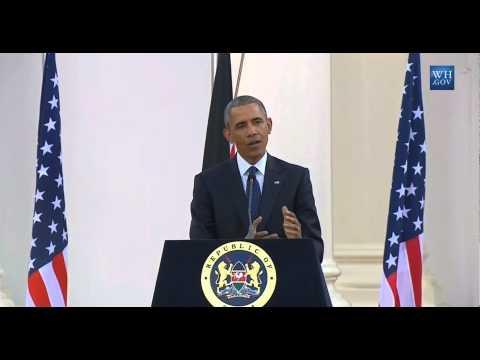 Obama For LGBT Rights In Africa- Kenyan Leader Disagrees
