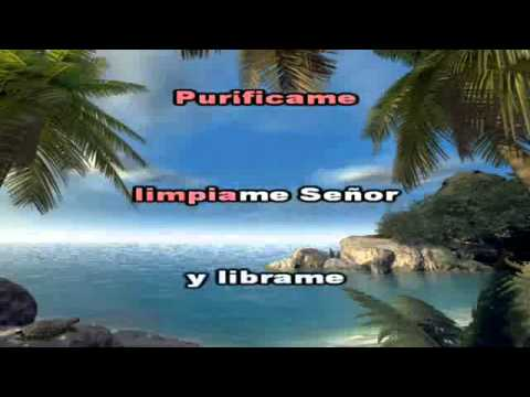 Purificame   Marcos Witt Karaoke   Pista video