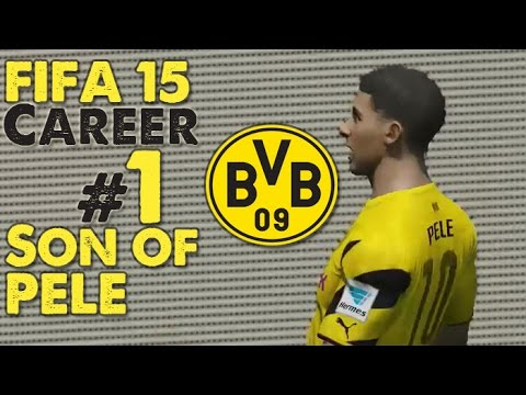 "FIFA 15 | Player Career EP 1 | ""SON OF PELE"""