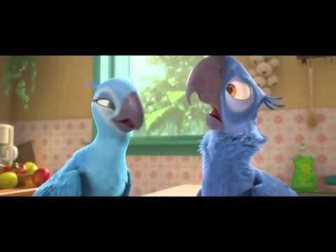 Рио 2 (2014) - Русский трейлер мультфильма