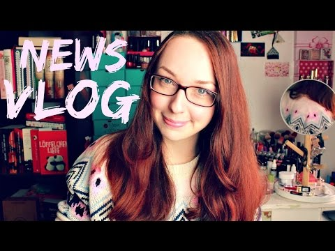 NEWS VLOG | Erdbeerliese goes Berlin, MDR Sputnik Interview, Abnehm Update