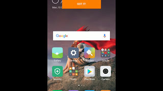 Show hide photo from gallery rad mi note 3