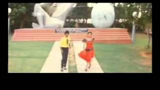 shobana hot song from telug movie gangwar (1990)