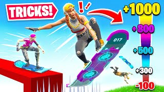 DRIFTBOARD POINTS For LOOT *NEW* Game Mode in Fortnite Battle Royale